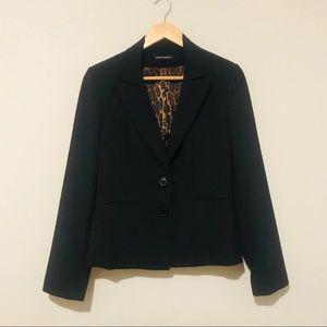 EXPRESS | Black Suit Jacket size 8